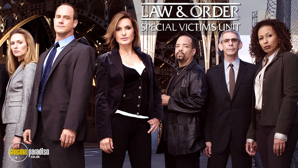 Law And Order Special Victims Unit Dvd Deutsch