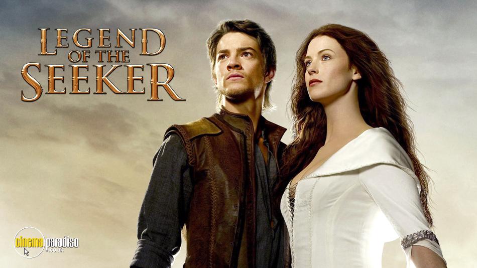 Legend Of The Seeker Online