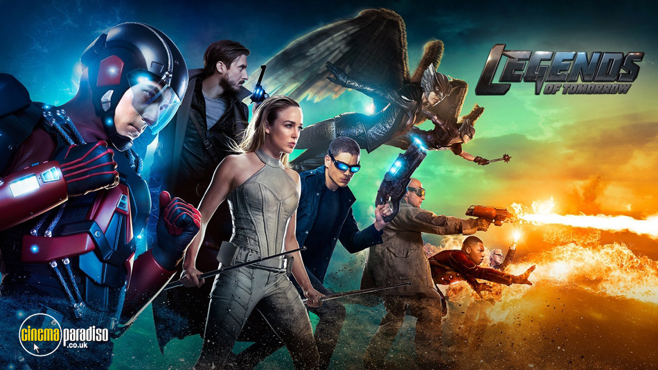 Legends of Tomorrow (aka DC's Legends of Tomorrow) online DVD rental