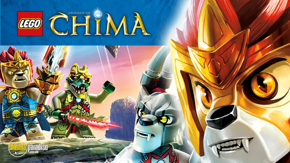 LEGO: Legends of Chima online DVD rental
