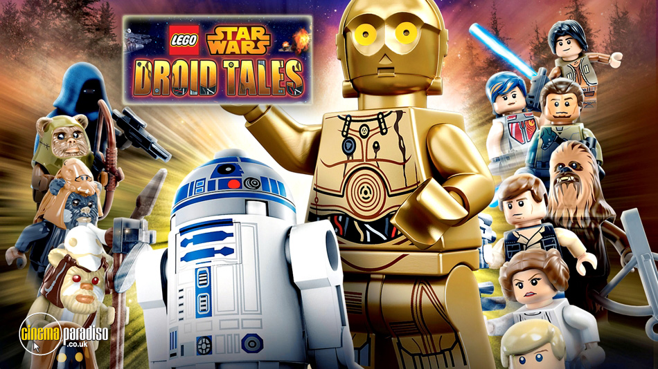 Lego Star Wars Droid Tales online DVD rental