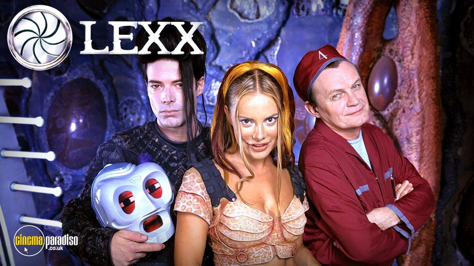 Lexx online DVD rental