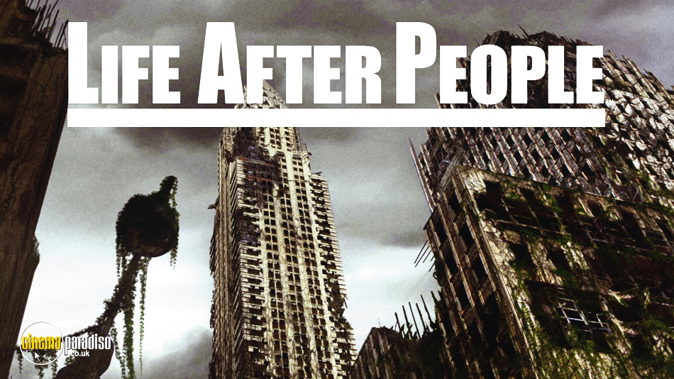 Life After People Series online DVD rental