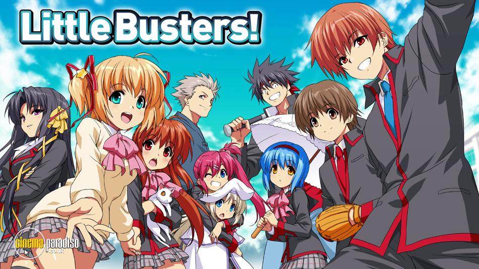 Little Busters! online DVD rental