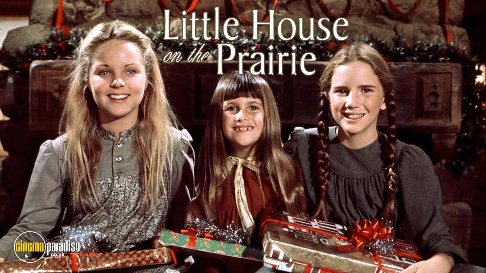 Little House on the Prairie online DVD rental