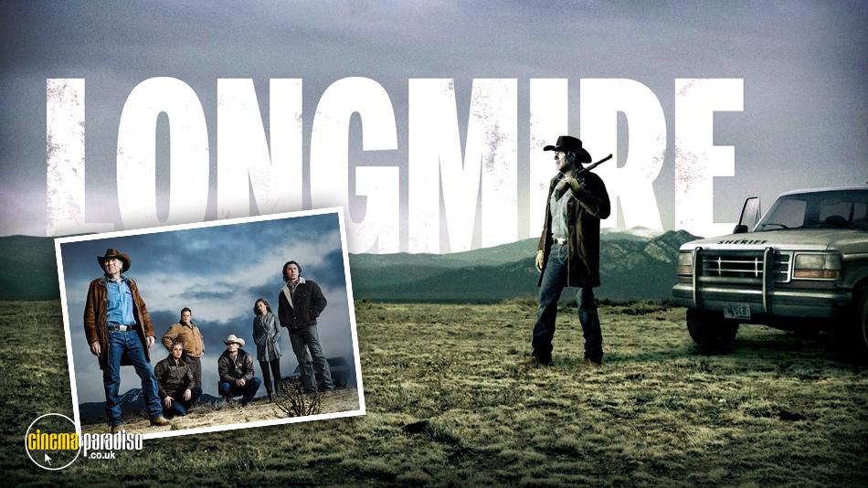 Longmire online DVD rental