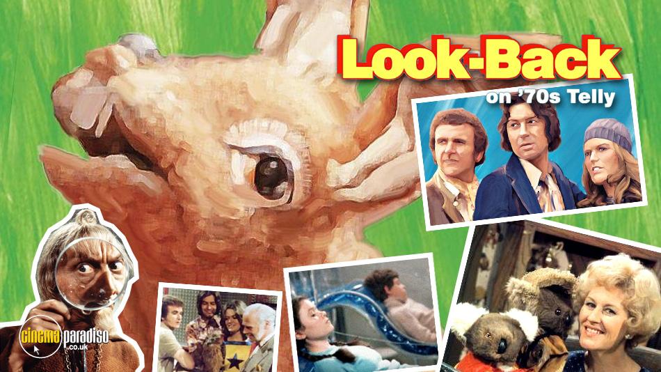 Look Back on '70s Telly online DVD rental