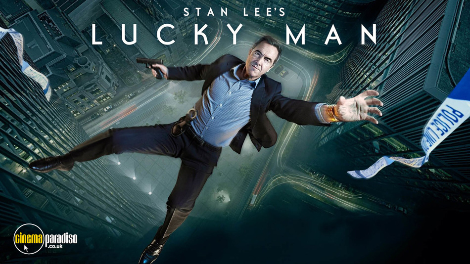 Lucky Man (aka Stan Lee's Lucky Man) online DVD rental