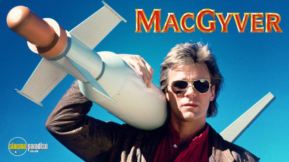 MacGyver online DVD rental