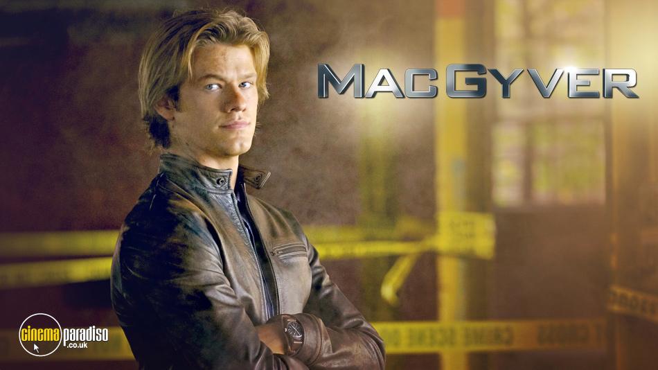 MacGyver (New) online DVD rental