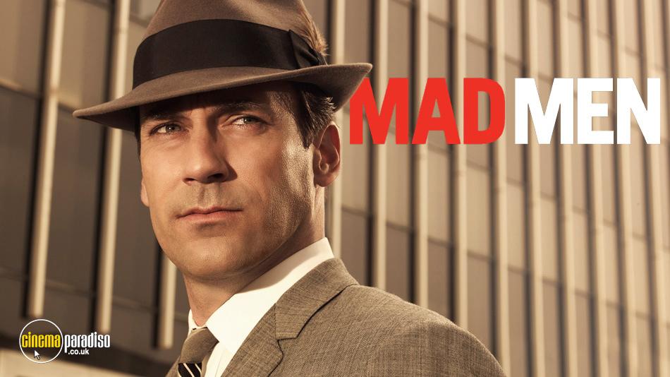 Mad Men online DVD rental