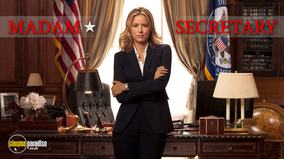 Madam Secretary online DVD rental