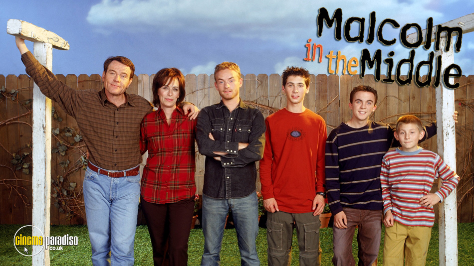 Malcolm in the Middle online DVD rental
