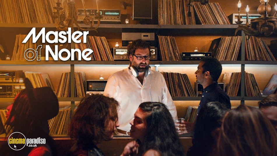 Master of None online DVD rental