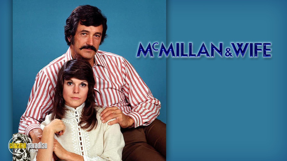 McMillan and Wife online DVD rental