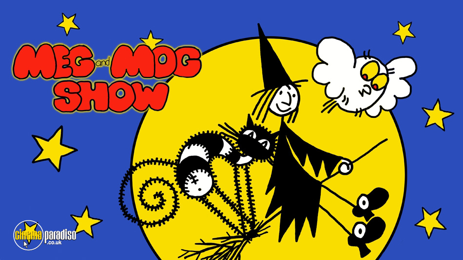 Meg and Mog Series online DVD rental