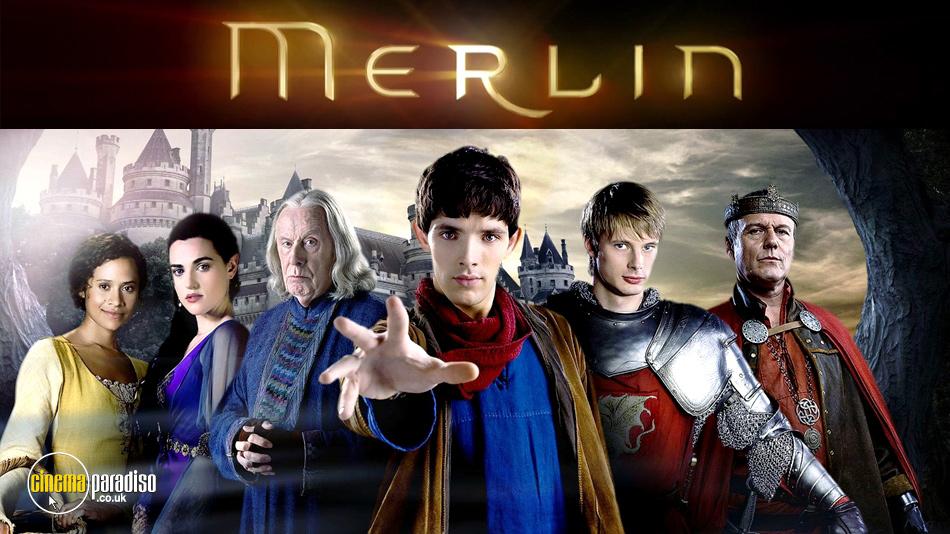 Merlin online DVD rental