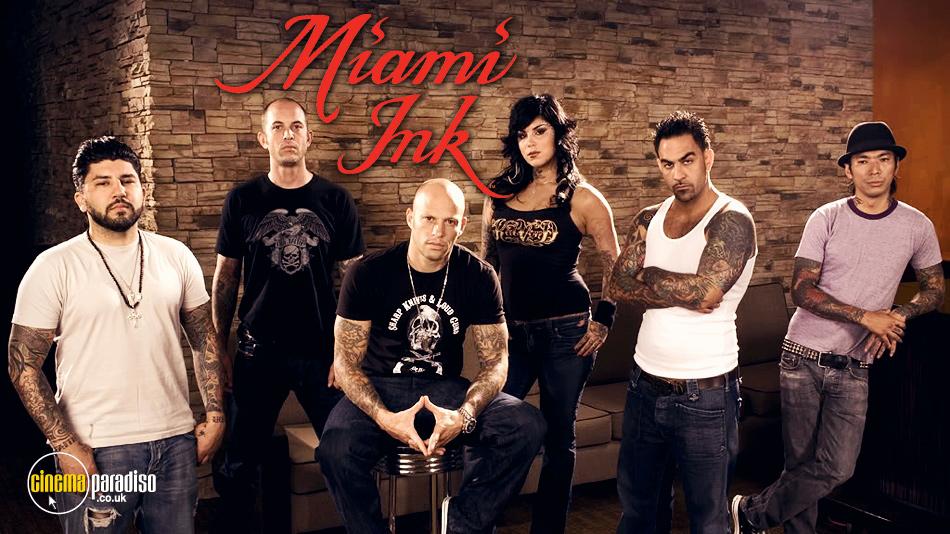 Miami Ink online DVD rental