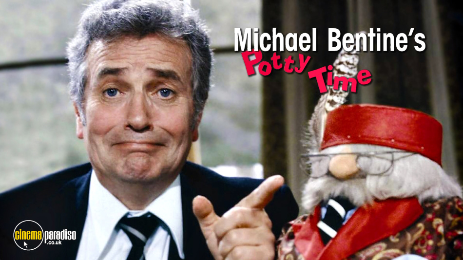 Michael Bentine's Potty Time online DVD rental