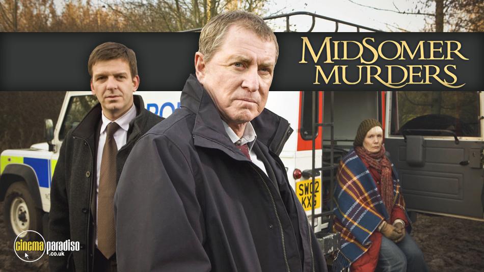 Midsomer Murders (aka Barnaby) online DVD rental