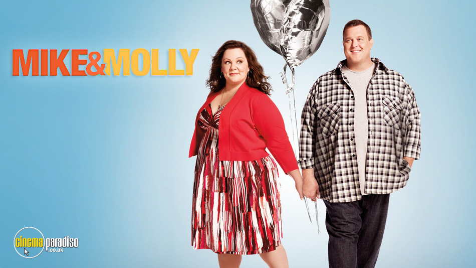 Mike and Molly online DVD rental