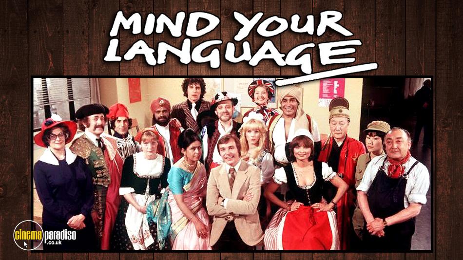 Mind Your Language online DVD rental
