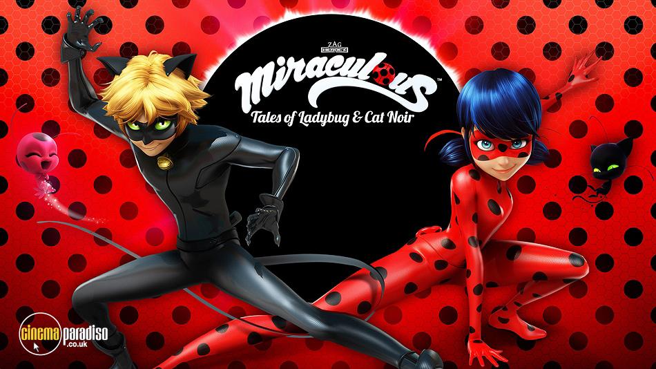 Miraculous: Tales of Ladybug and Cat Noir (aka Miraculous Ladybug) online DVD rental