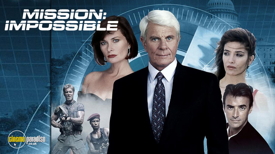 Mission Impossible online DVD rental
