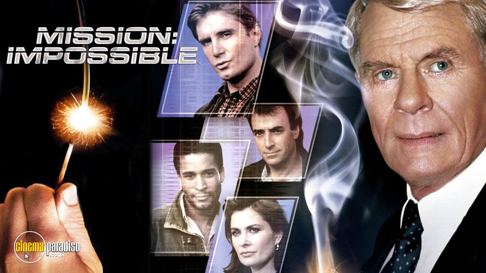 Mission Impossible online DVD rental