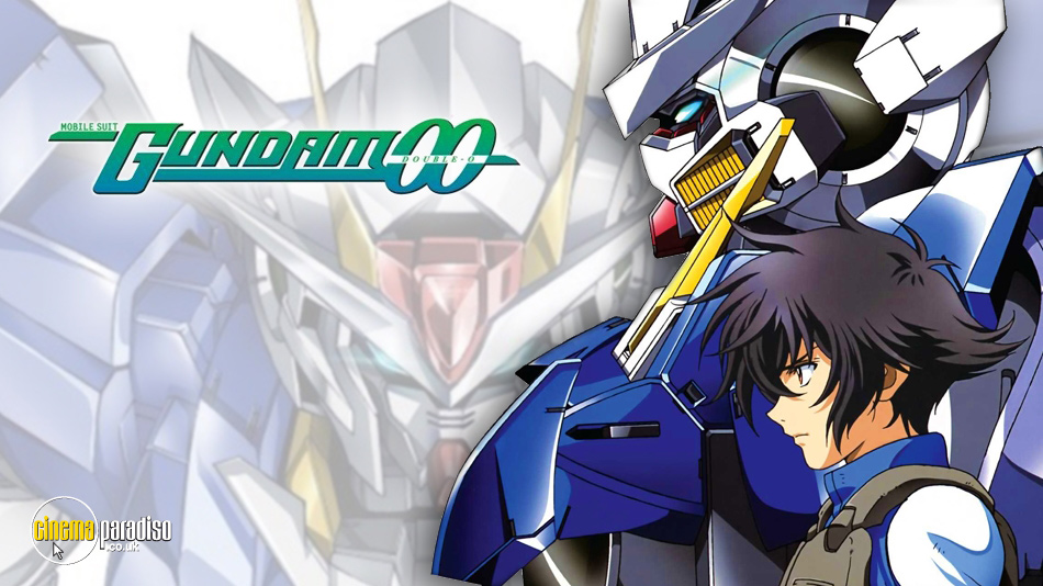 Mobile Suit Gundam 00: Series online DVD rental