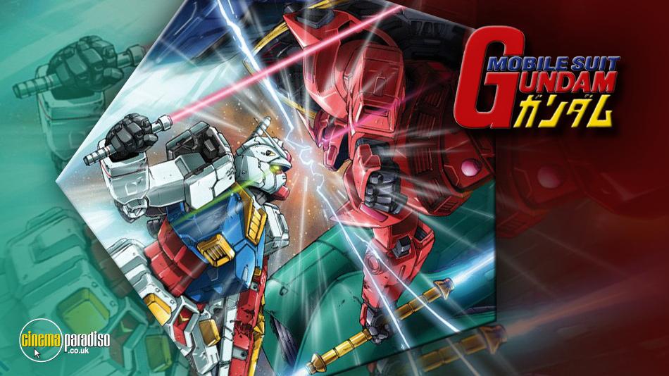 Mobile Suit Gundam (aka Kidô senshi Gandamu) online DVD rental