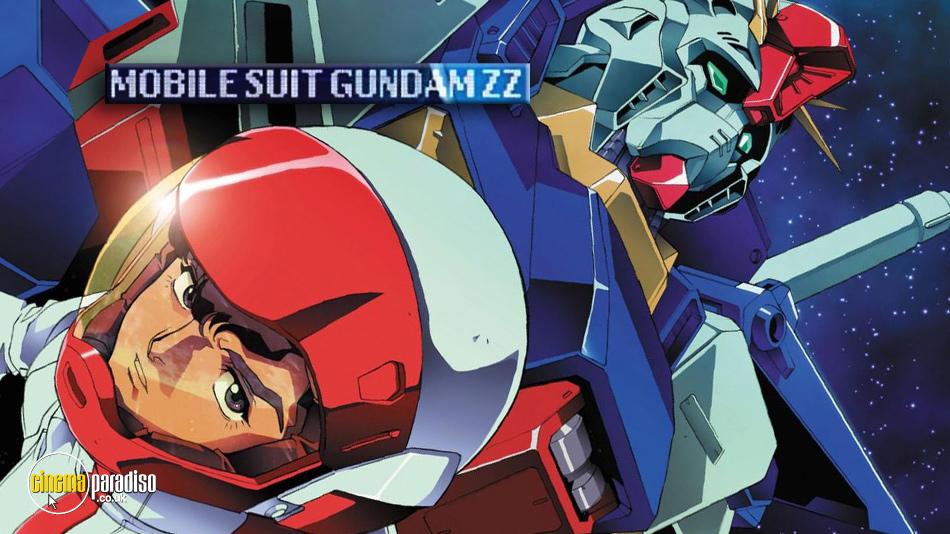 Mobile Suit Gundam ZZ (aka Kidô senshi Gundam ZZ) online DVD rental