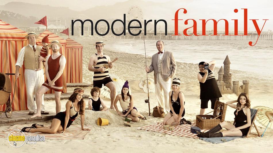 Modern Family online DVD rental