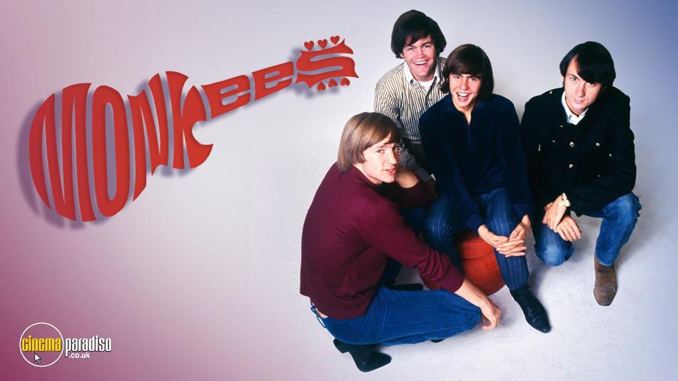 Monkees online DVD rental