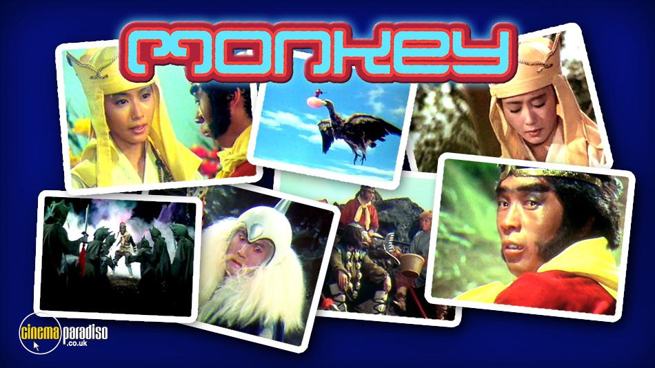 Monkey (aka Saiyûki) online DVD rental