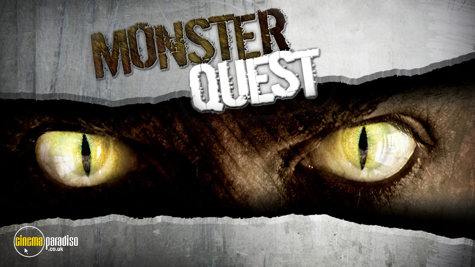Monster Quest online DVD rental