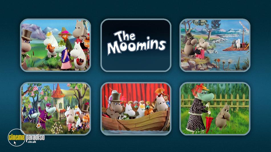 Moomin online DVD rental