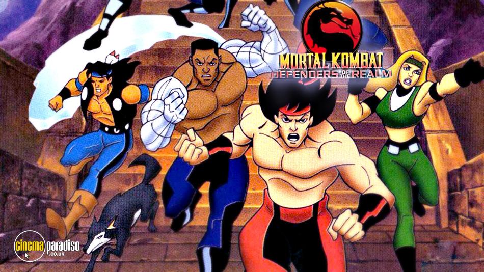 Mortal Kombat Series online DVD rental