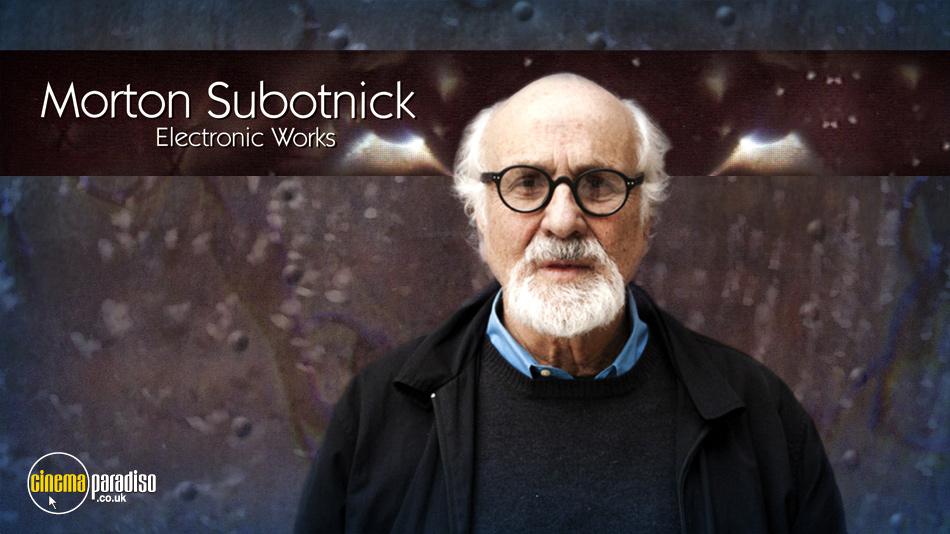 Morton Subotnick online DVD rental