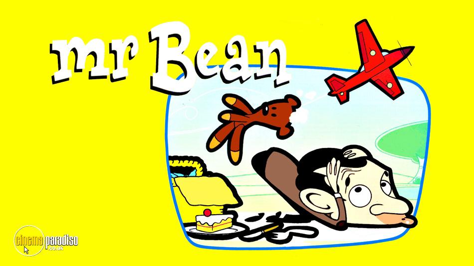 Mr Bean: The Animated Series online DVD rental
