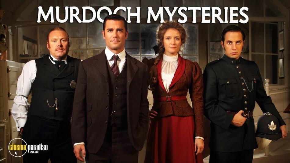 Murdoch Mysteries (aka The Artful Detective) online DVD rental