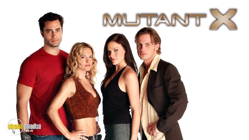 Mutant X online DVD rental