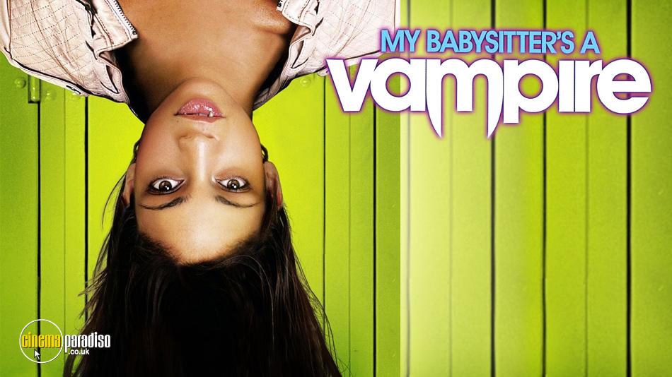 My Babysitter's a Vampire Series online DVD rental