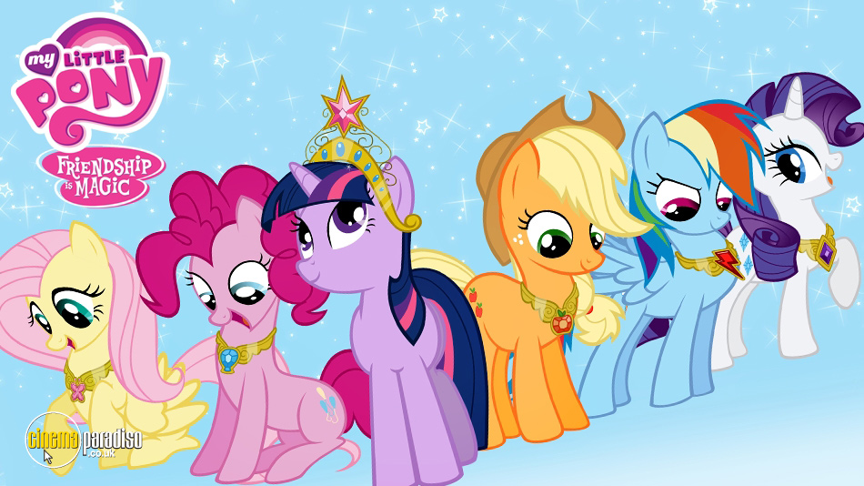 My Little Pony: Friendship Is Magic online DVD rental