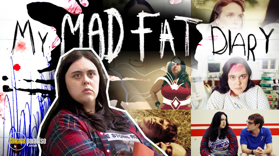 My Mad Fat Diary online DVD rental
