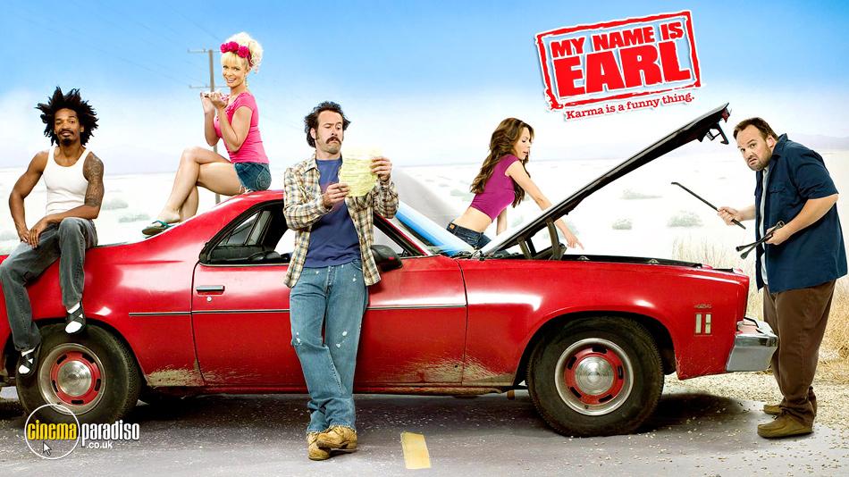 My Name Is Earl online DVD rental