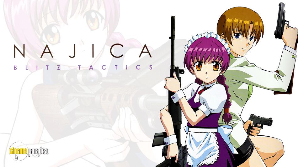 Najica: Blitz Tactics (aka Najika dengeki sakusen) online DVD rental