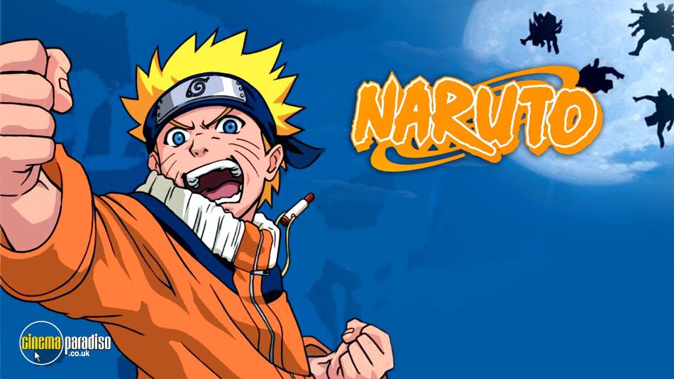 Naruto Unleashed online DVD rental