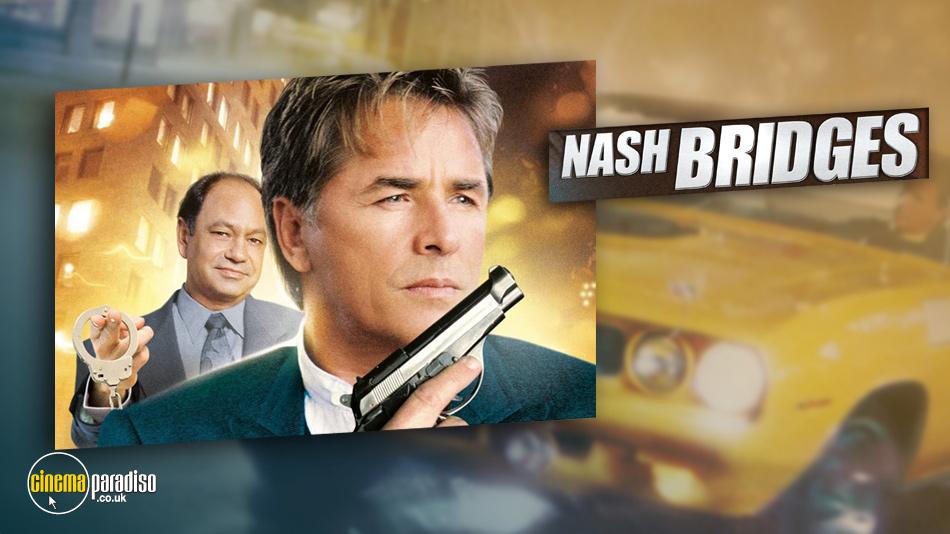 Nash Bridges online DVD rental