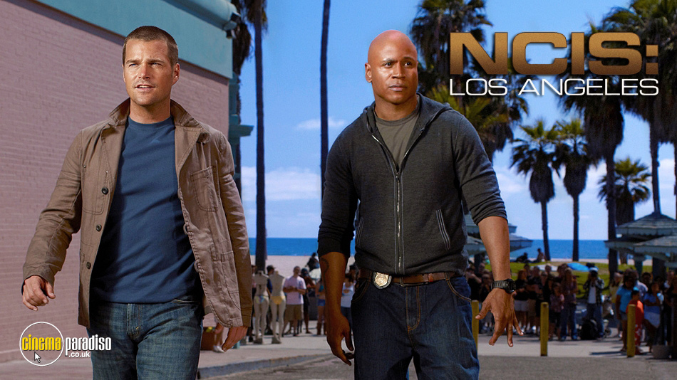 NCIS: Los Angeles online DVD rental